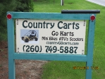 Welcome to Country Carts, LLC