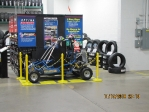 Our Sam's Club display