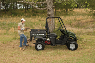 American Sportworks LandMaster 400 UTV