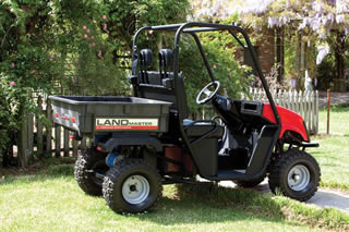 American Sportworks LandMaster 48V UTV