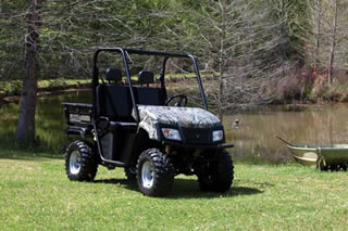 American Sportworks LandMaster 650 UTV