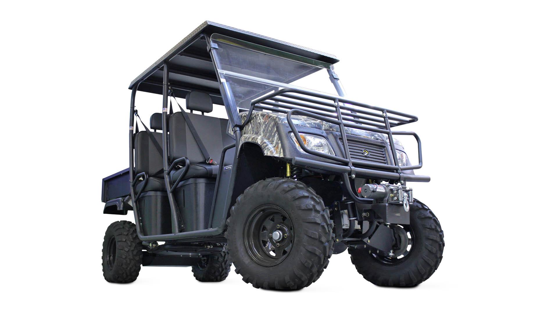 American Sportworks Landmaster UTV – LMC4P Predator Crew Hybrid