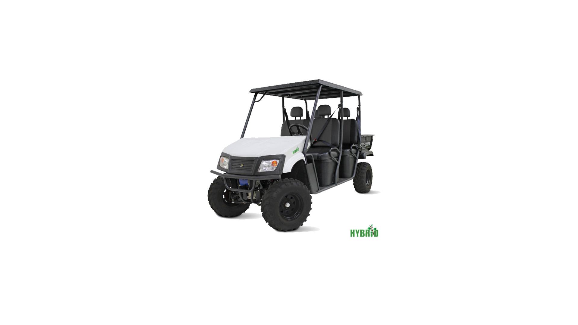 American Sportworks Landmaster UTV – LMC4H Hybrid Crew Cab