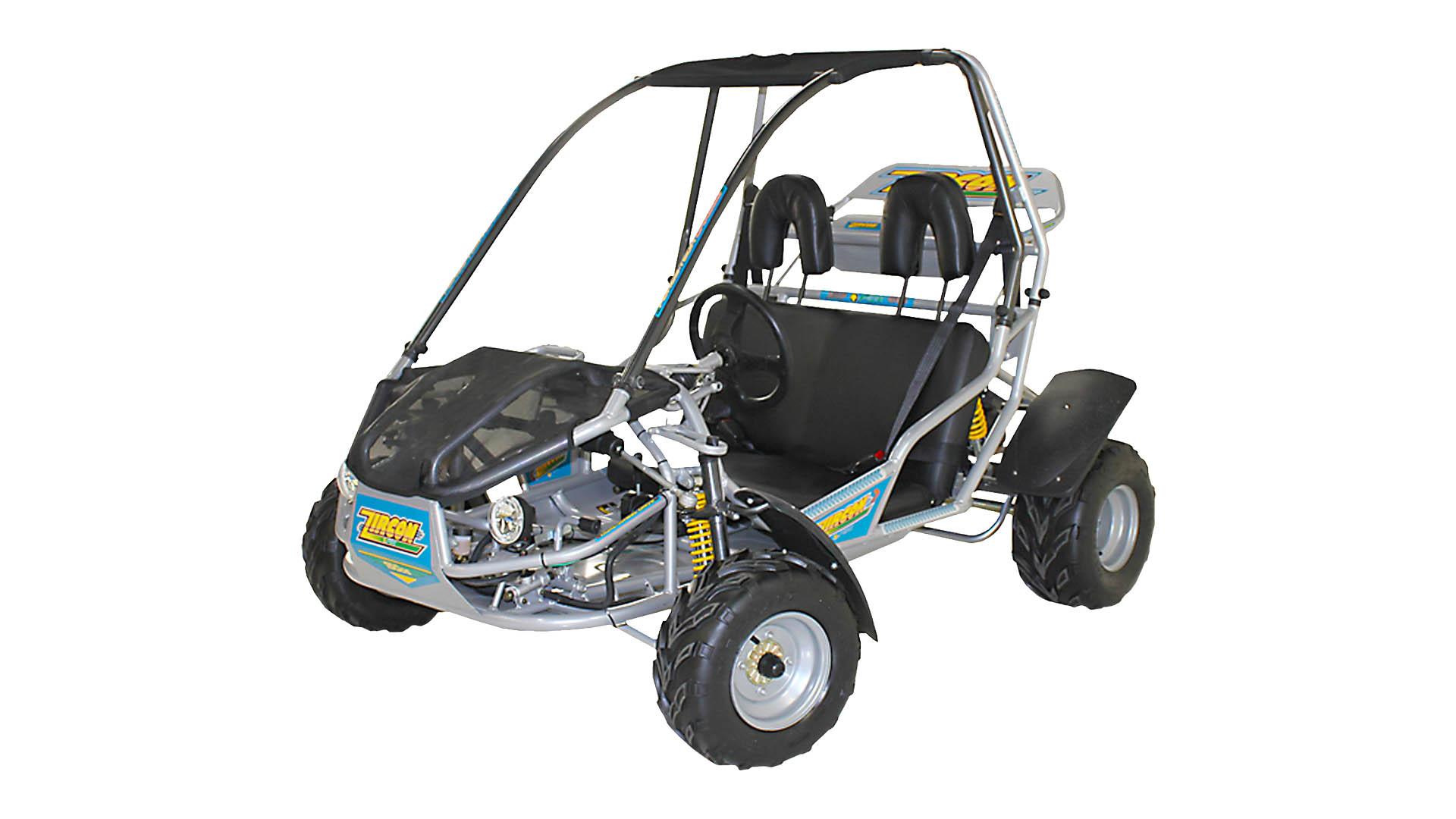 American Sportworks Zircon Off Road Go Kart