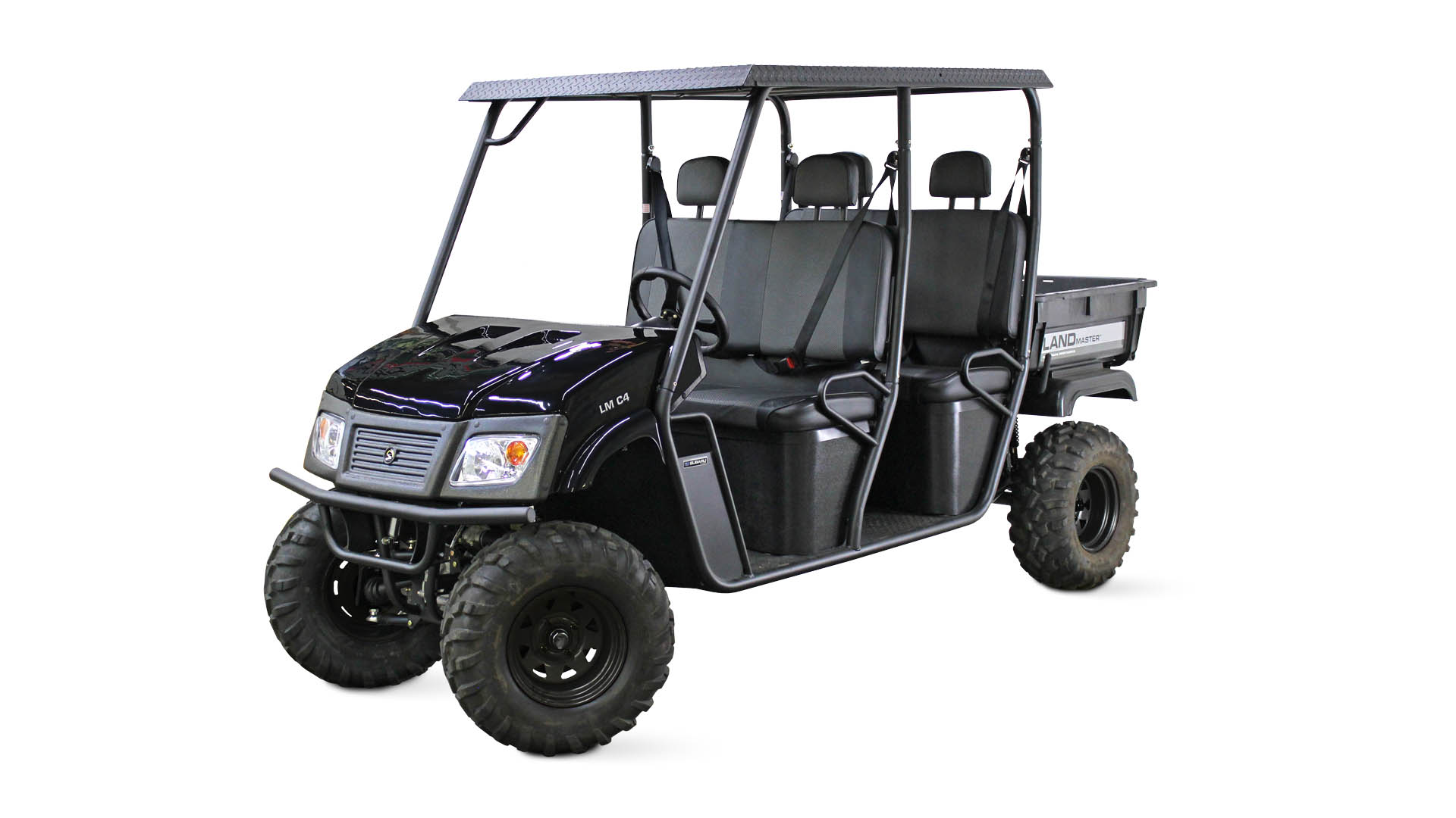 American Sportworks Landmaster UTV – LMC4 Crew Cab