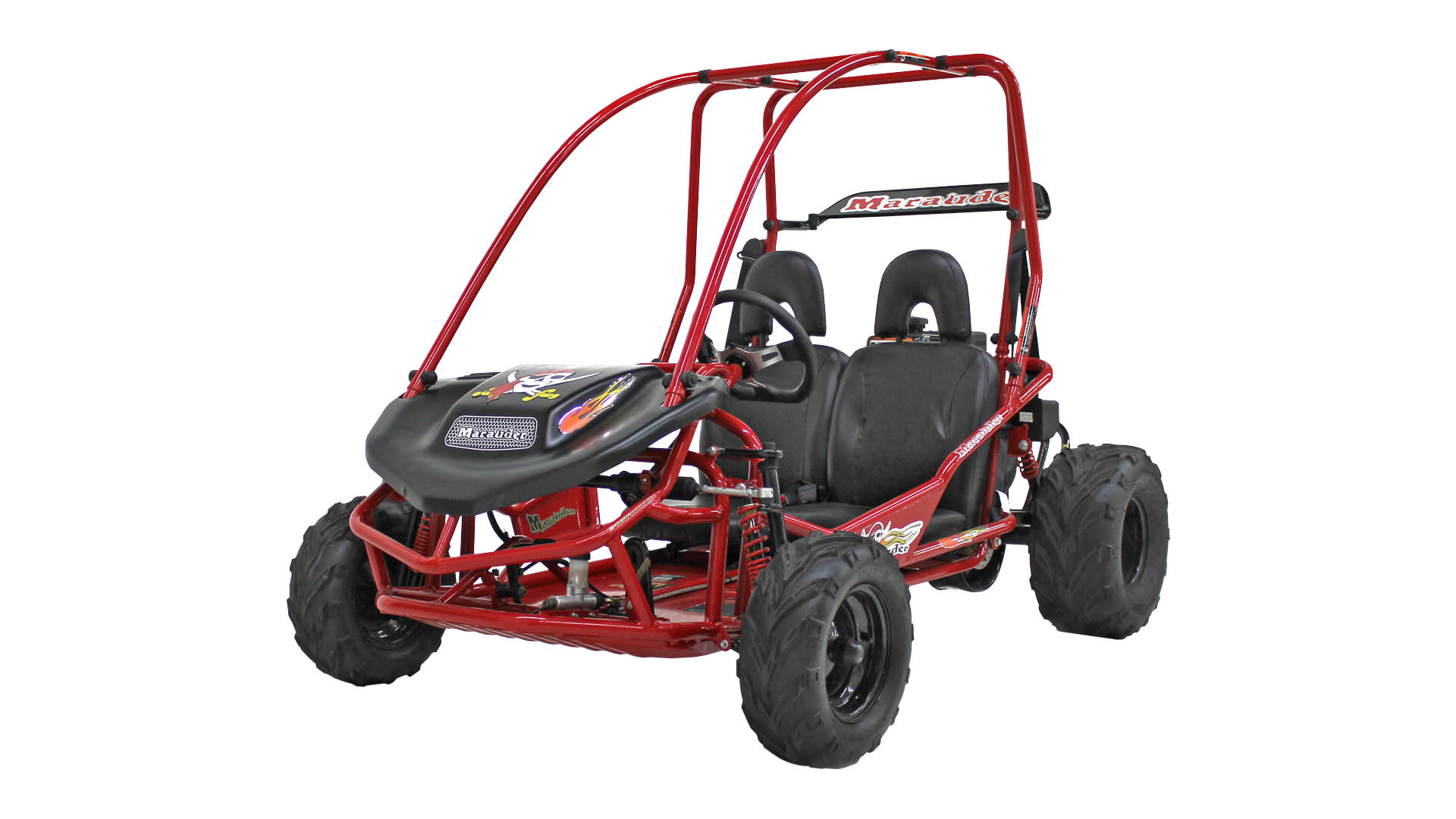American Landmaster Marauder Off Road Go Kart for Kids