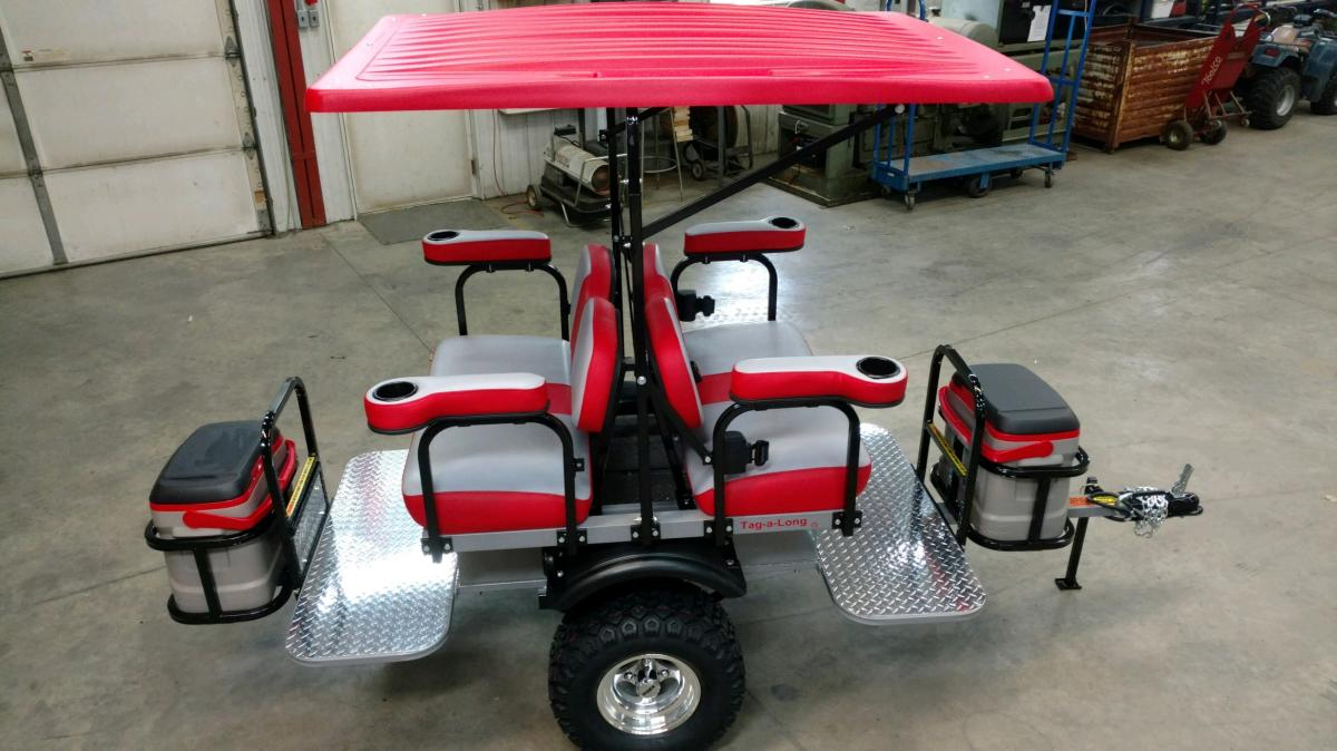 Golf Cart Trailers | Tag-a-Long Golf Cart Trailers Golf Cart Parts Fort Wayne Indiana on lawrence indiana, terre haute indiana, kokomo indiana, greenwood indiana, map of indiana, richmond indiana, noblesville indiana, indianapolis indiana, hammond indiana, valparaiso indiana, new haven indiana, lafayette indiana, gas city indiana, columbus indiana, muncie indiana, allen county indiana, south bend indiana, warsaw indiana, evansville indiana, french lick indiana,