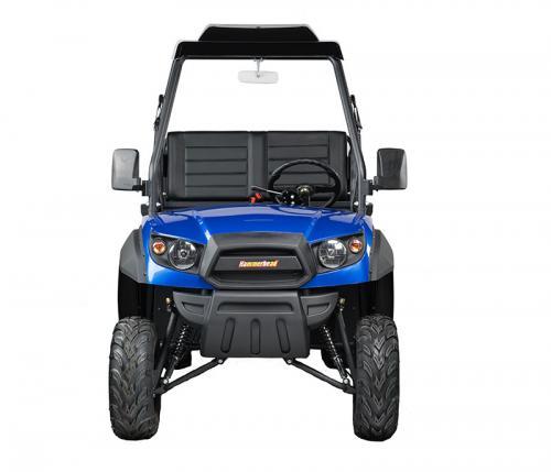 R150-Blue-Front
