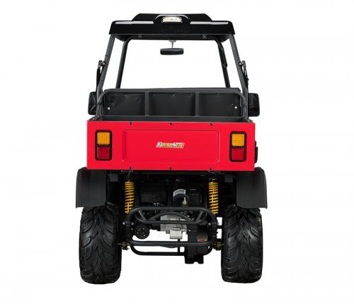 R150-Red-Rear